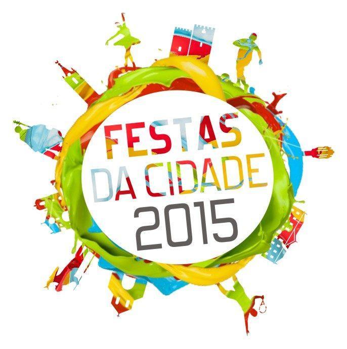 Logo Festas da Cidade 2015