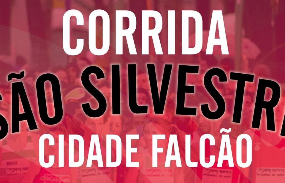 """Corrida São Silvestre """"Cidade Falcão"""""""