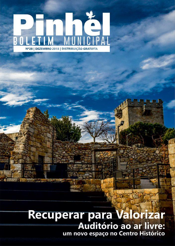 Capa Boletim Municipal Município de Pinhel Nº28_site