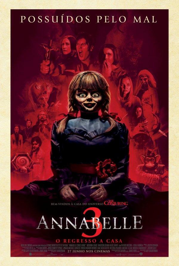 Annabelle 3-O Regresso A Casa