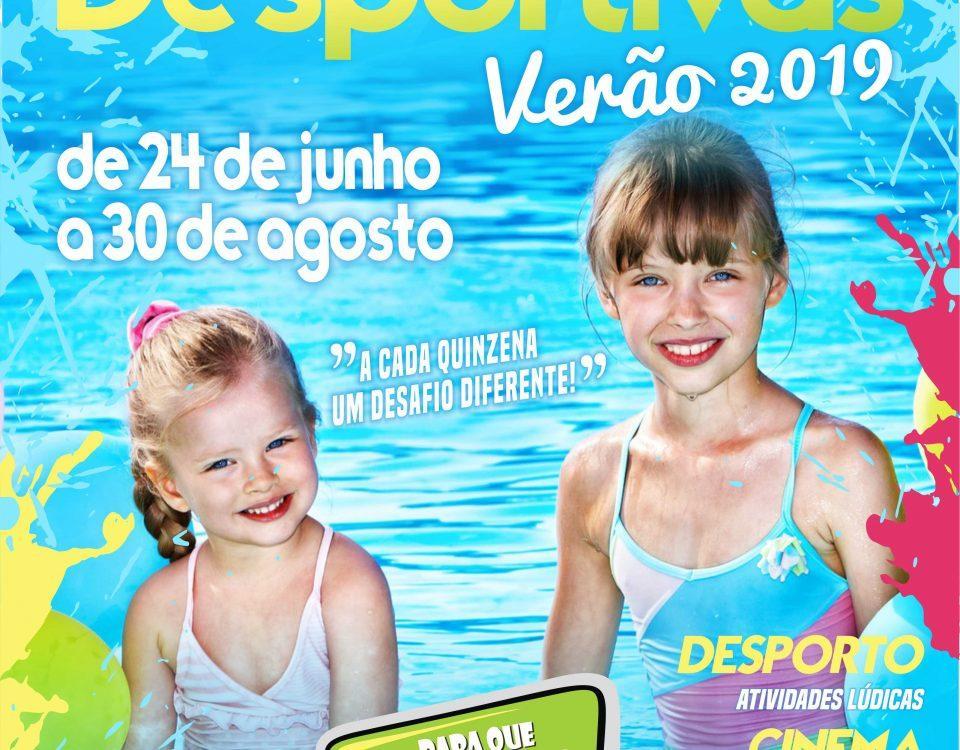 Férias Desportivas Verão 2019