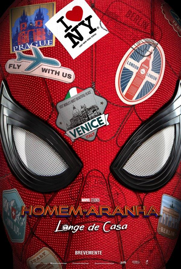 Homem-Aranha- Longe de Casa