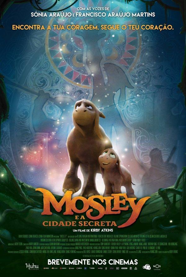 Mosley e a Cidade Secreta