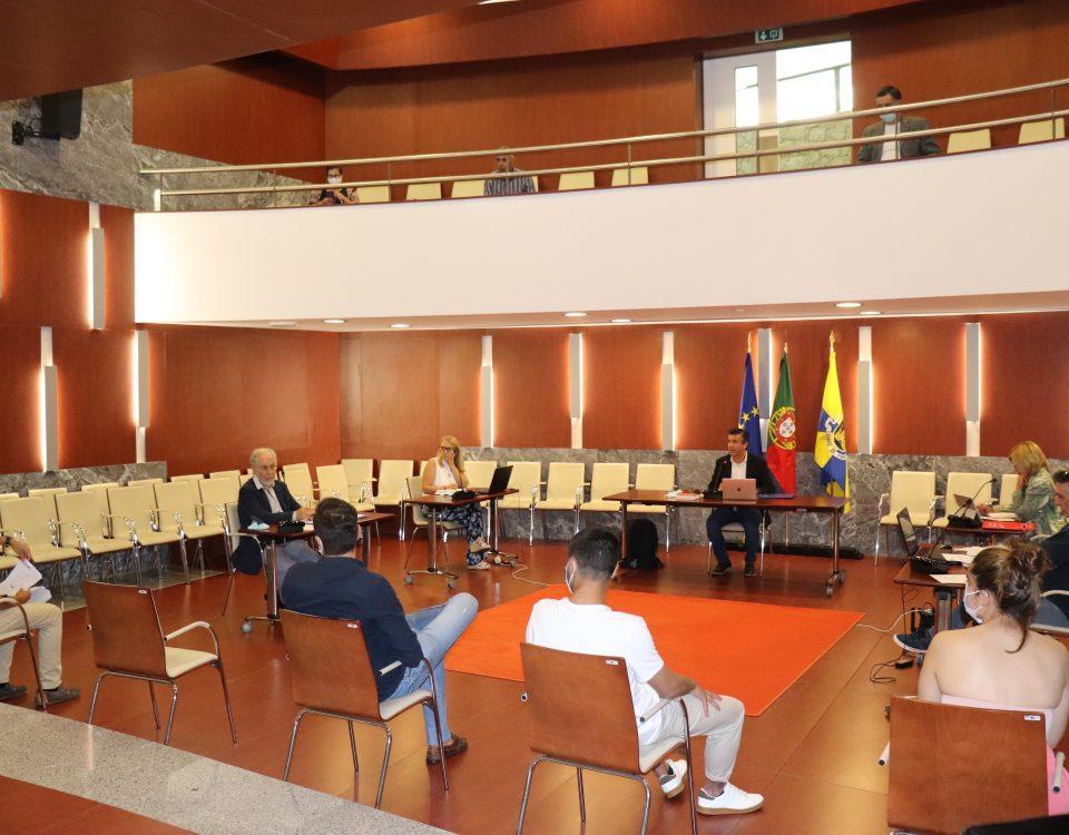 Reunião de Câmara - 02-07-2020